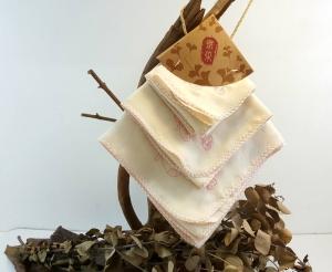 寵愛寶貝紗布巾組-優雅蝶