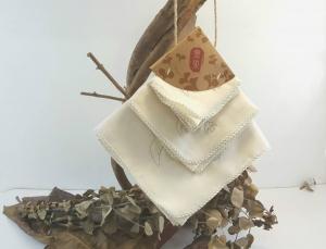 寵愛寶貝紗布巾組-飛翔鴿