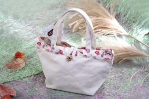 薔薇手提袋