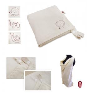 四層紗布寶貝巾