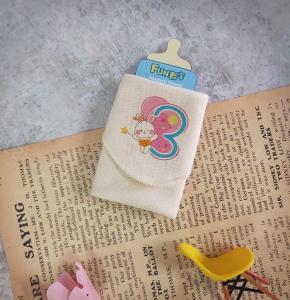 Fun digital cotton-yarn square towels-3