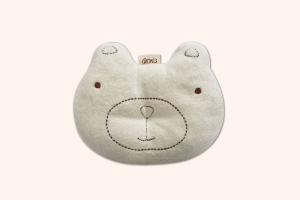 可愛熊枕頭