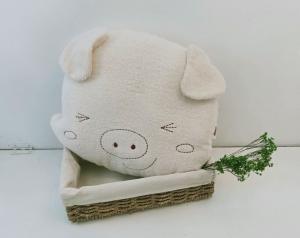 俏皮豬午安枕