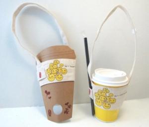 茶飲提袋(微笑)
