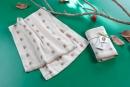 無染彩棉毛巾