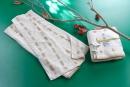 無染彩棉浴巾