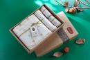 彩棉毛巾禮盒