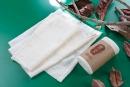 無染棉麻沐浴巾