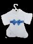 藍染和服擦手巾
