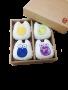 Mini owl gift set (4 pairs)